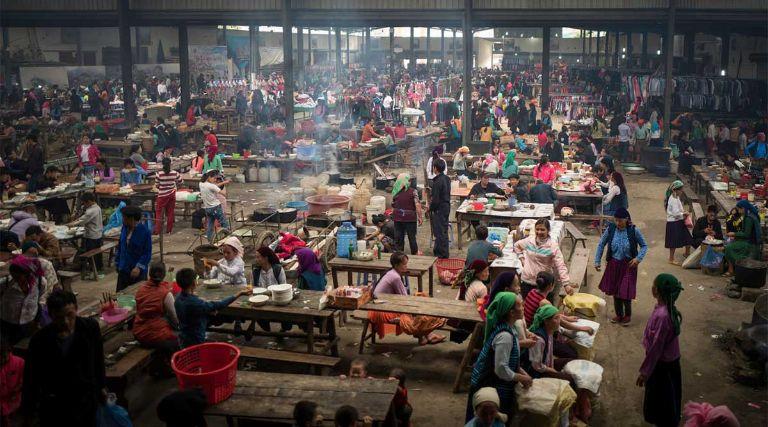 Chợ Mèo Vạc Hà Giang