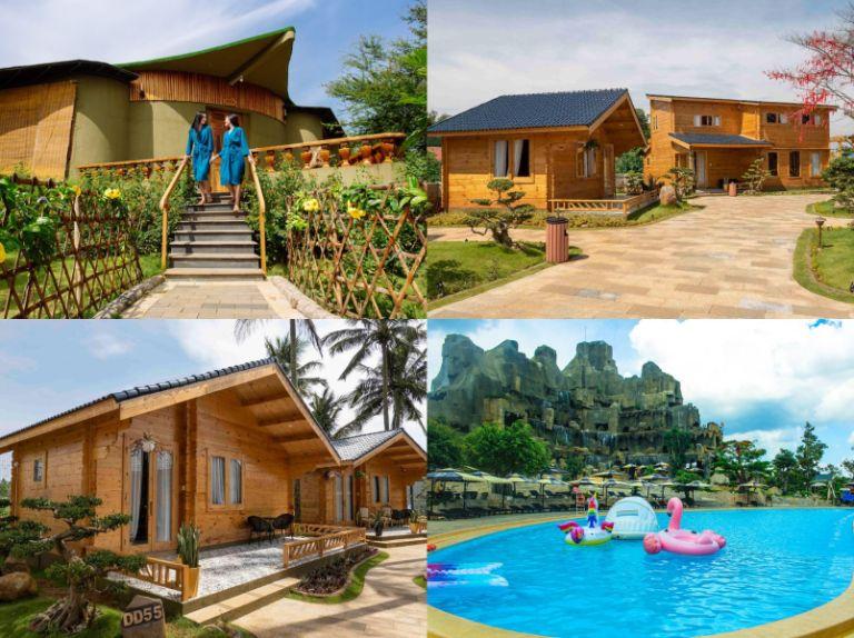 Đôi Dép Villa | Homestay Bảo Lộc