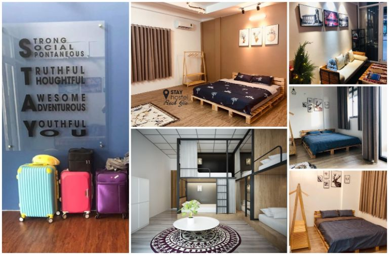 Stay hostel - homestay Rạch Giá