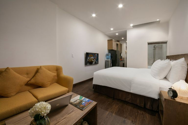 Deluxe Serviced Apartment | homestay Bình Thạnh