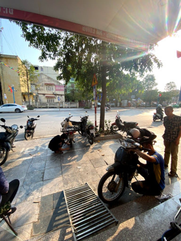 Kim's Motorbike