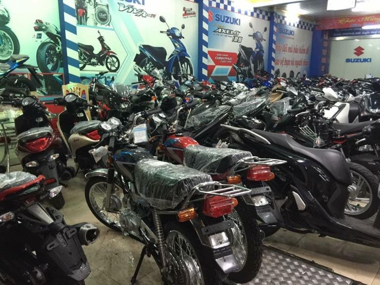 Ruby's Motorbike Rentals