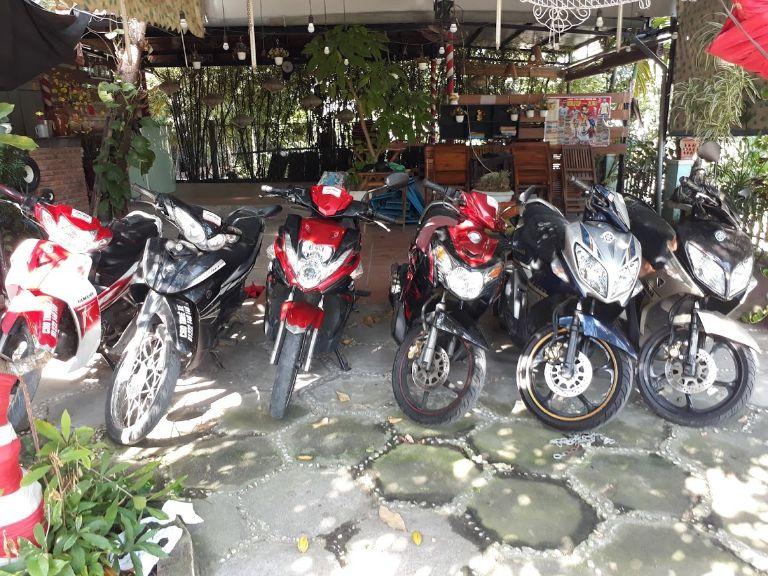 Thuê xe máy Hội An - Minh Đồng