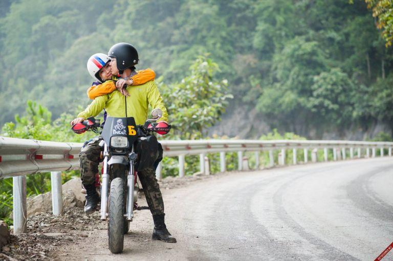 Thuê xe máy Tam Đảo