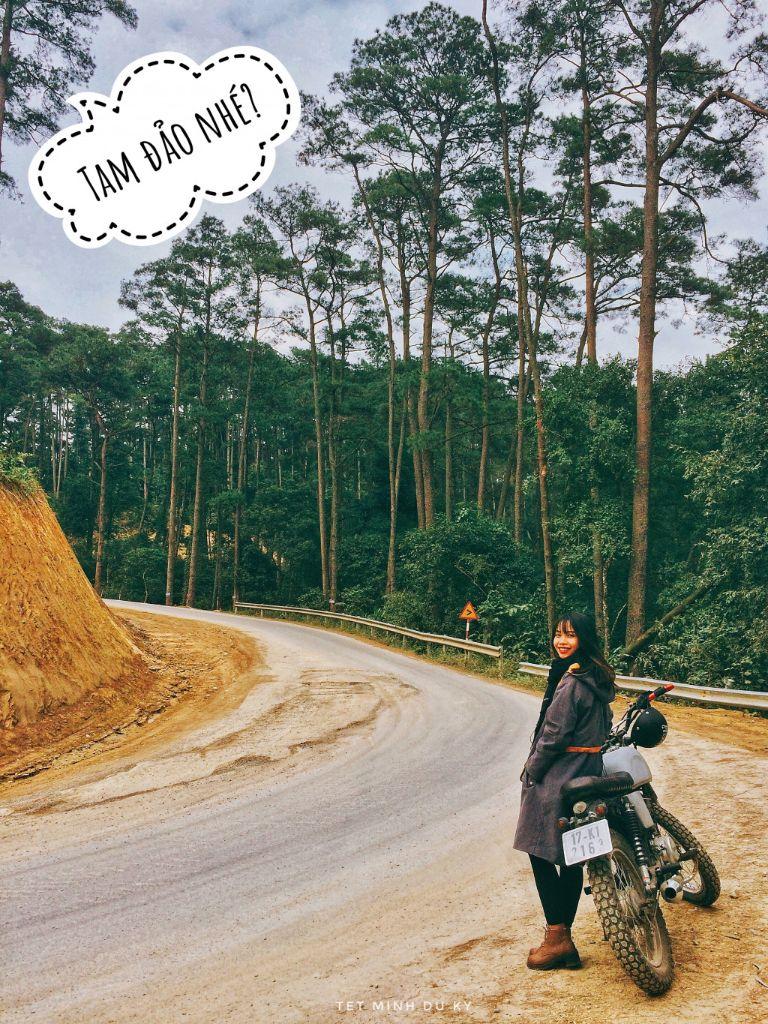 Bí quyết thuê xe máy Tam Đảo dành cho bạn