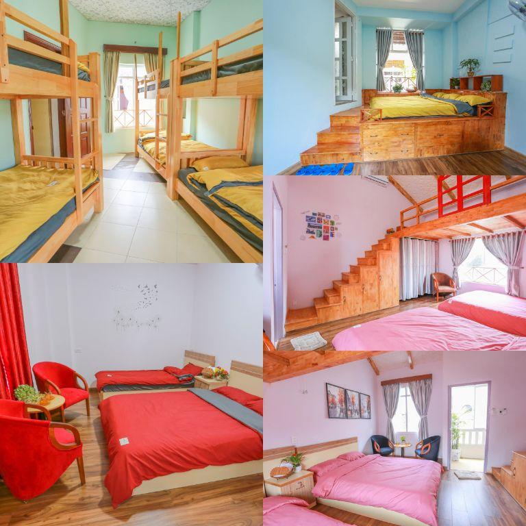 phòng tại bắc hương homestay