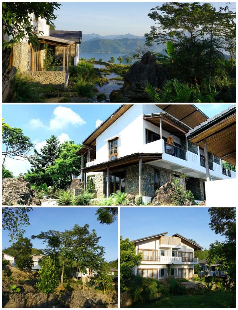 Phòng nghỉ tại Bakan Resort