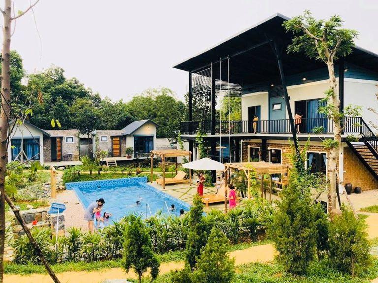 Homestay gần Hà Nội