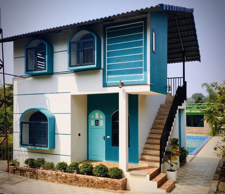 Maison De L'amour   Homestay gần Hà Nội có bể bơi