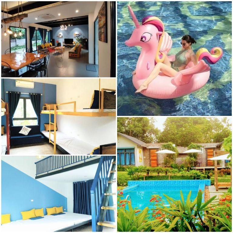 Bavi Padme   Homestay gần Hà Nội có bể bơi
