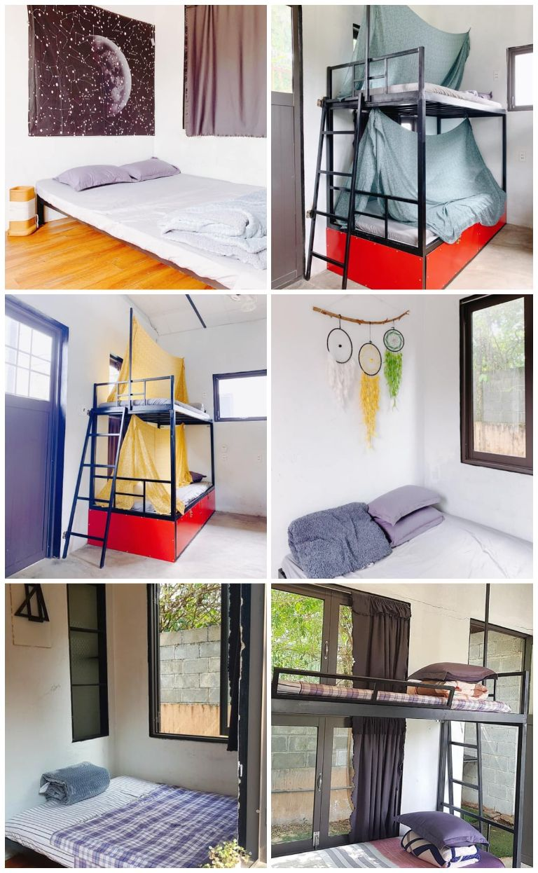 Trắng homestay Gia Lai