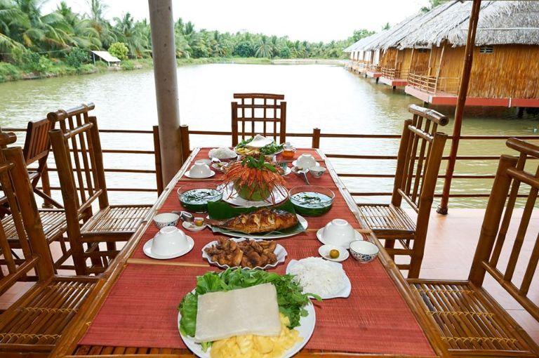 Mekong garden Bungalow