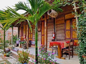 nhà hàng tại homestay