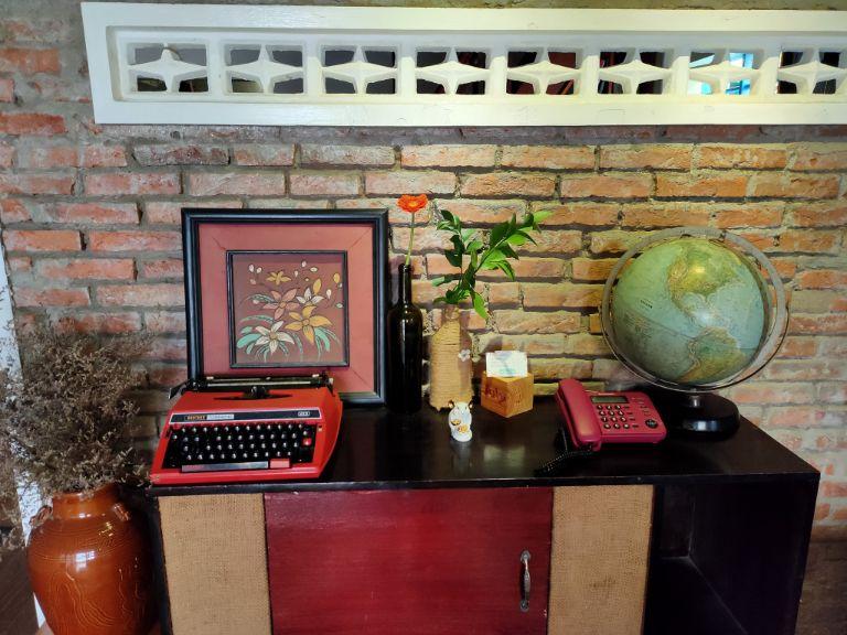 decor xinh xắn tại july homestay