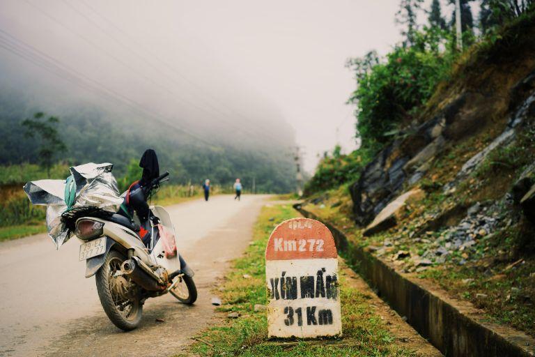 cho thuê xe máy Hà Giang