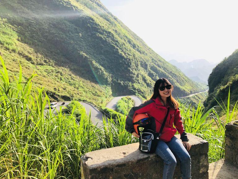 Dốc Thẩm Mã, địa điểm lý tưởng để có những bức ảnh siêu đẹp
