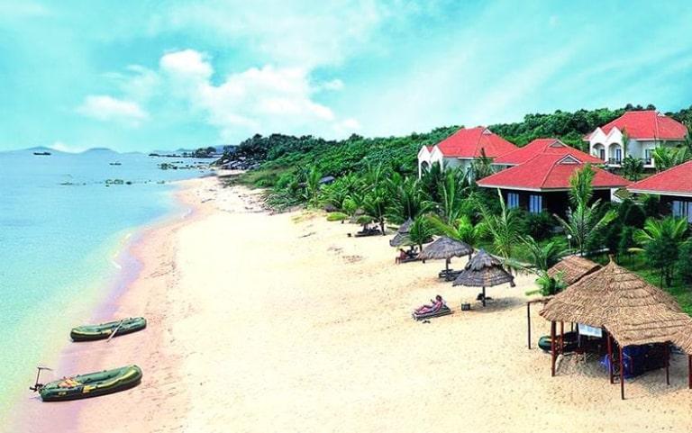 Đây là bãi biển đẹp nhất ở đảo
