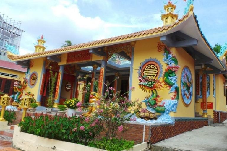 Ngôi chùa cổ nhất trên đảo ngọc Phú Quốc