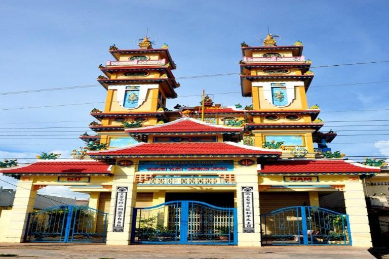 Dương Đông Thánh Thất là ngôi chùa có lịch sử lâu đời nhất Phú Quốc