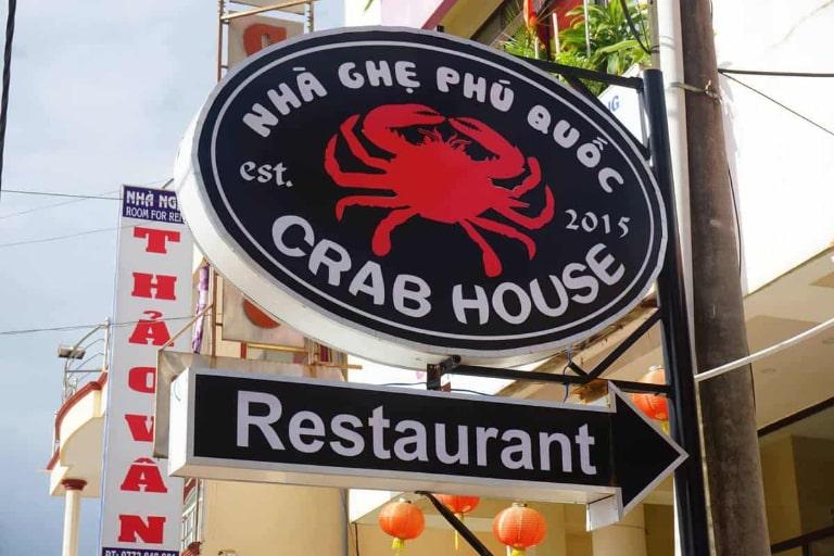 Địa điểm ăn uống Phú Quốc nổi tiếng với các món ghẹ