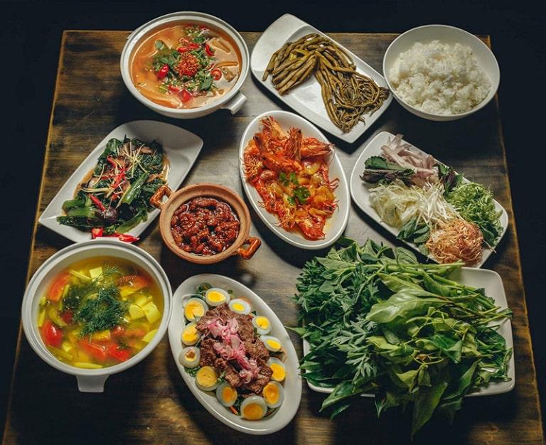 Địa điểm ăn uống tại Phú Quốc chuyên các món ăn rừng núi