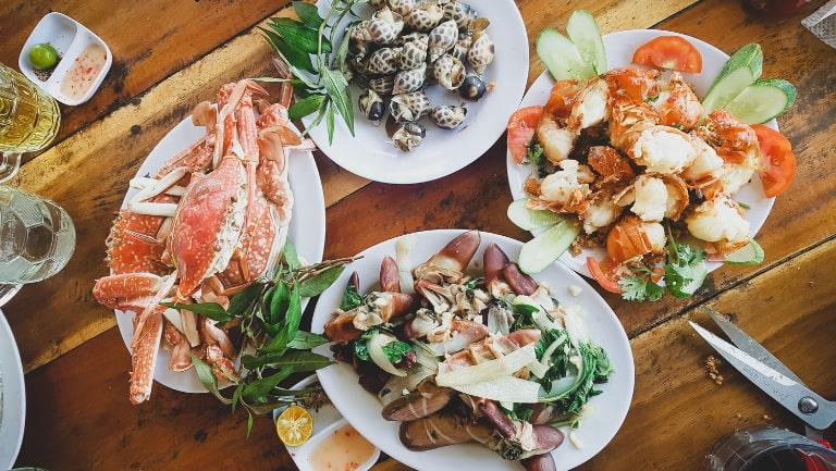 Địa điểm ăn uống ở đảo Phú Quốc cho bạn trải nghiệm mới lạ