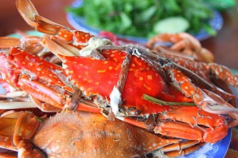 Địa điểm ăn hải sản tiết kiệm chi phí
