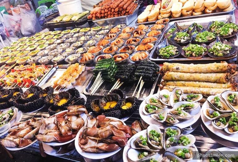 Địa điểm ăn uống tại Phú Quốc được nhiều du khách lựa chọn