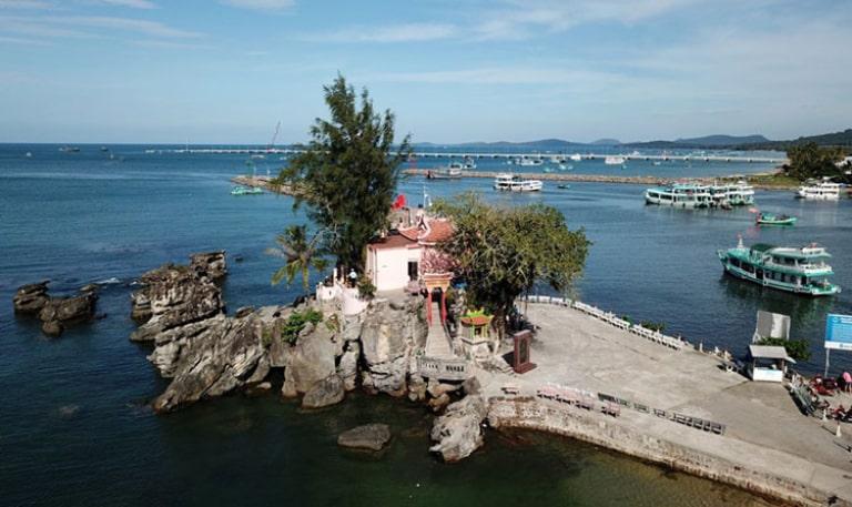 Truyền thuyết kể về ngày lễ hội Dinh Cậu trên đảo Phú Quốc