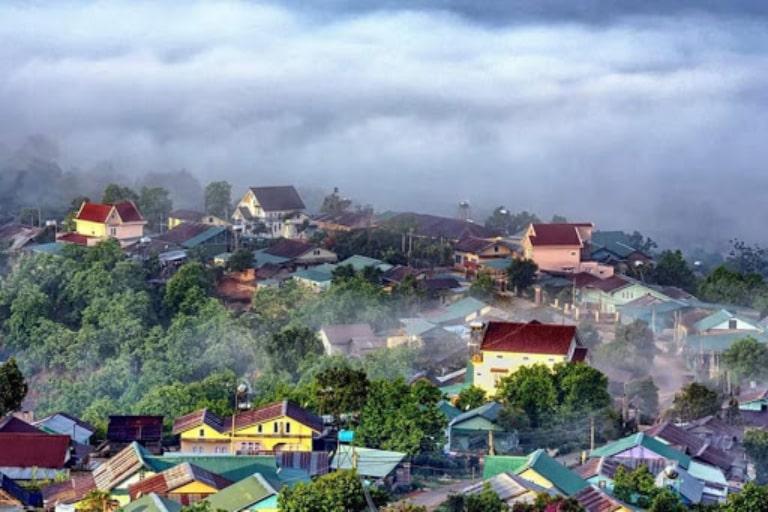 Thành phố xinh đẹp này được tìm thấy đầu tiên bởi một người Pháp