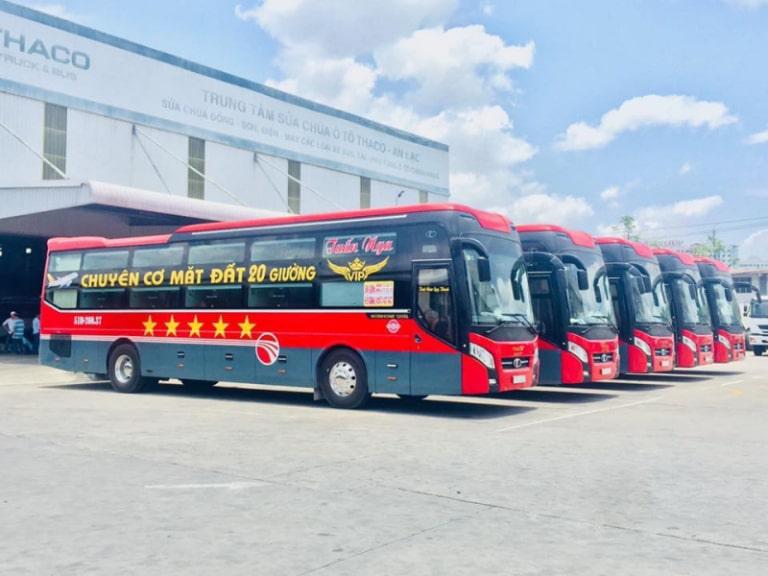 Các xe khách chạy tuyến Tp. Hồ Chí Minh - Rạch Giá có khá nhiều để bạn lựa chọn
