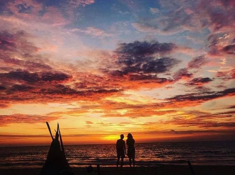 """Khung cảnh hoàng hôn tại đảo Phú Quốc làm """"tan chảy"""" trái tim nhiều người"""
