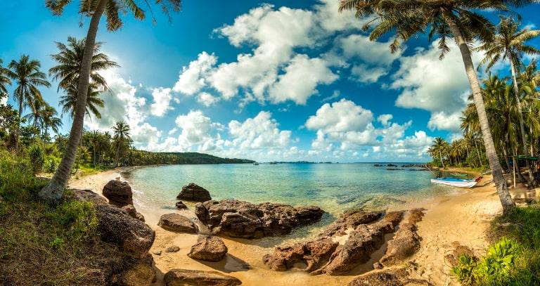 Mùa khô được nhiều người lựa chọn để đi du lịch khám phá Phú Quốc
