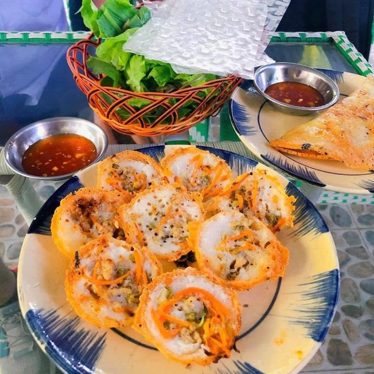 Món bánh đường phố ngon có tiếng tại Phú Quốc