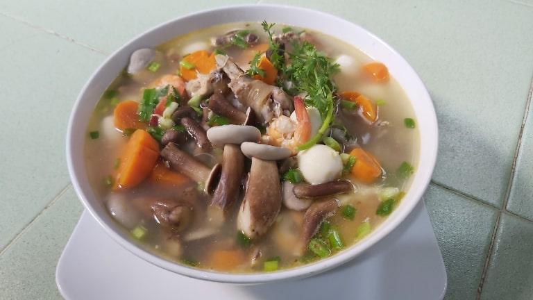Món ăn đặc trưng của hòn đảo xinh đẹp Phú Quốc