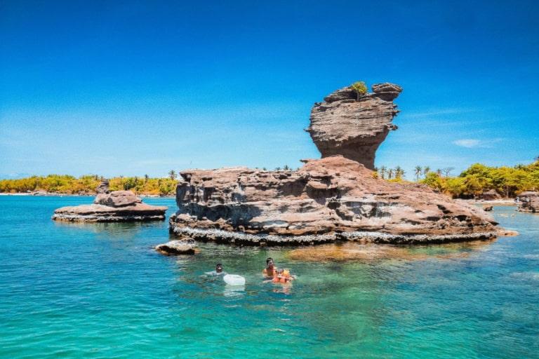 Hòn đảo mang vẻ đẹp quyến rũ và khác biệt