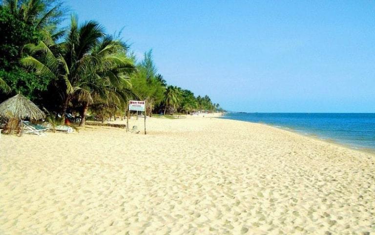Bãi Dài - Một bãi biển thu hút rất nhiều khách du lịch tại Phú Quốc