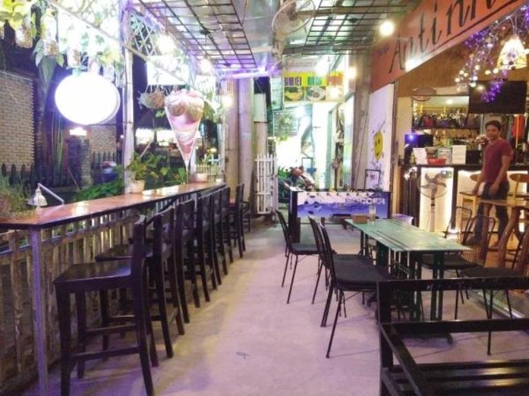 Một quán bar hoạt động về đêm tại Phú Quốc thích hợp cho rất nhiều người