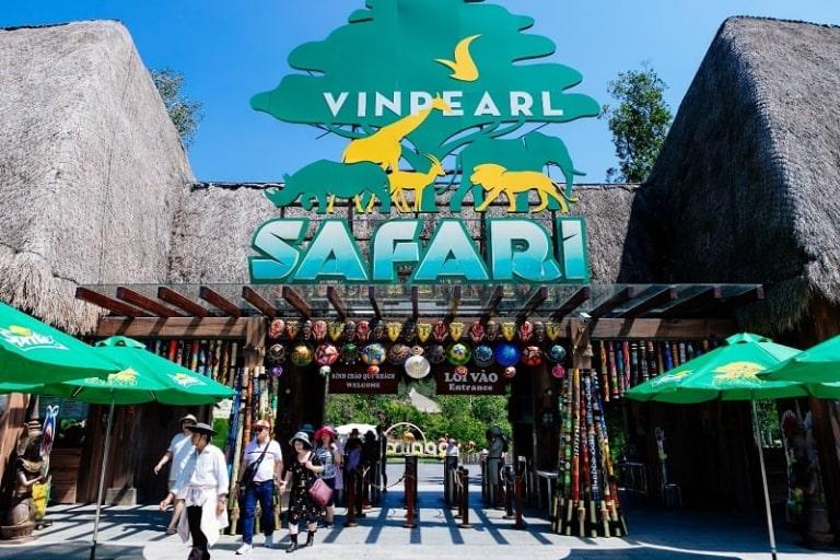 Vinpearl Phú Quốc Safari - Nơi quy tụ của rất nhiều loài động thực vật trên toàn thế giới