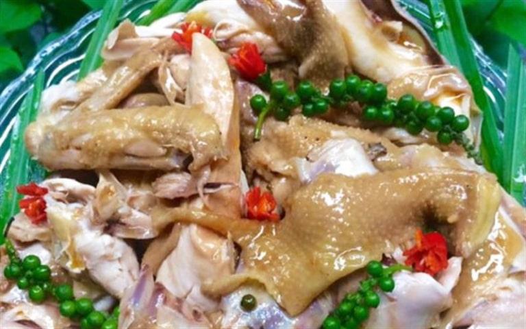 Món ăn chế biến với tiêu là cực phẩm nơi Phú Quốc