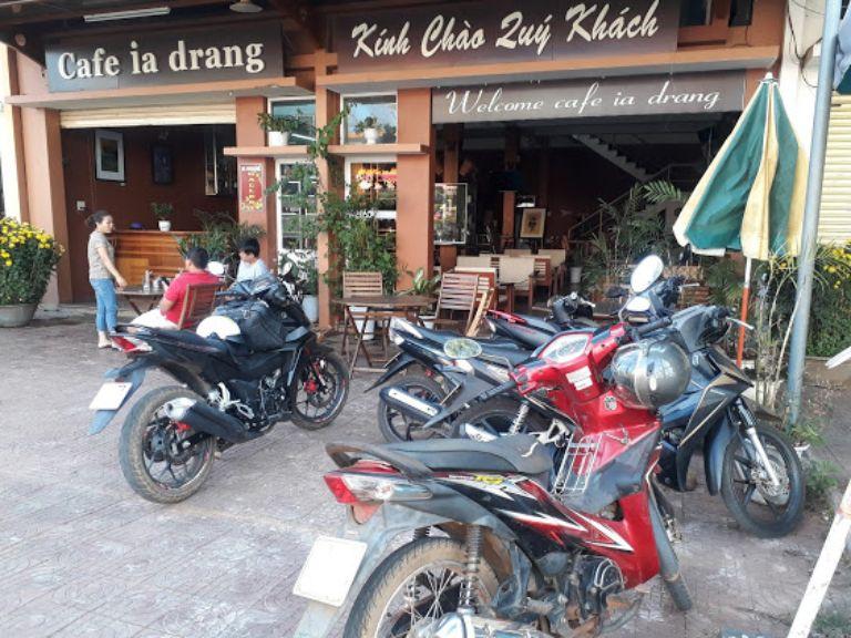 địa điểm cho thuê xe máy Pleiku