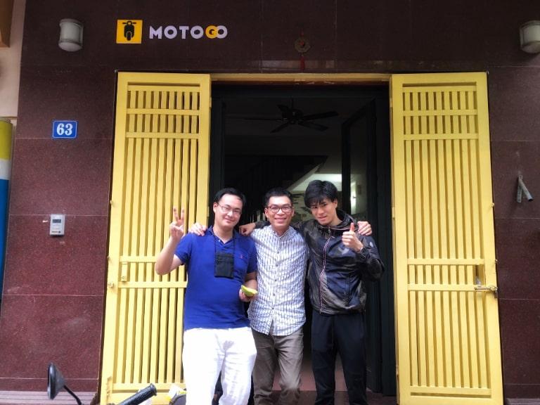 Dịch vụ thuê xe gắn máy uy tín ở Hà Nội