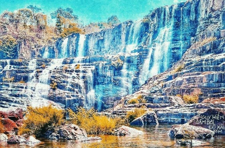 Những thác nước đẹp không nên bỏ lỡ