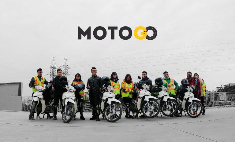 dòng xe số sirius tại thuê xe máy Hà Nội Motogo