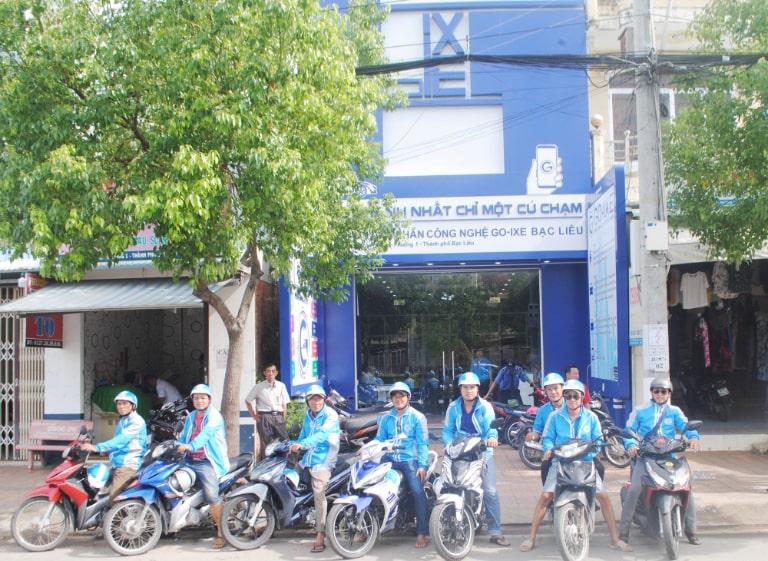 Thuê xe máy Bạc Liêu ở anh Hùng