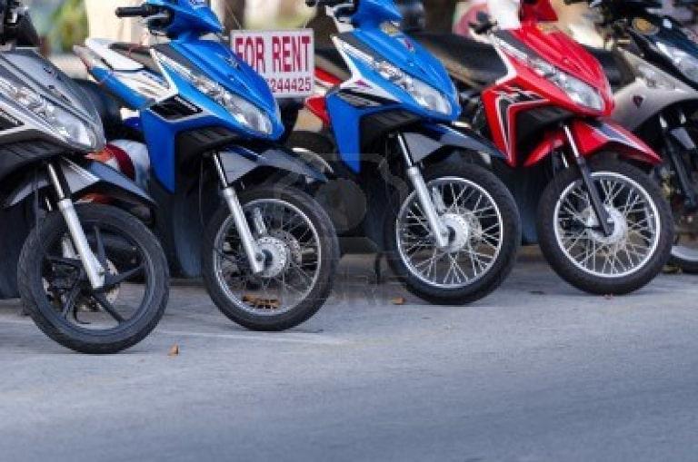 Cho thuê xe máy Hùng Phát