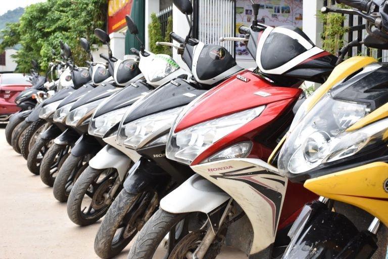 Dịch vụ thuê xe máy Biên Hòa Đồng Nai