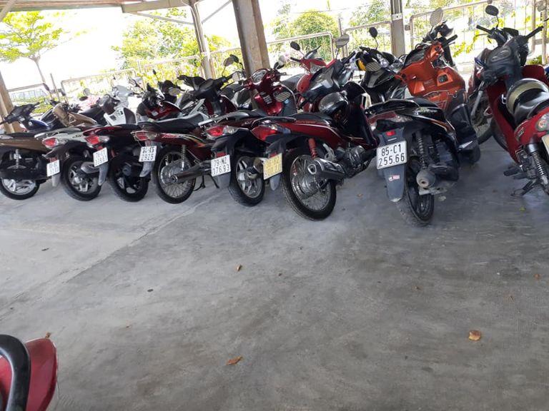 Dịch vụ cho thuê xe máy tại Cam Ranh - Khánh Hòa
