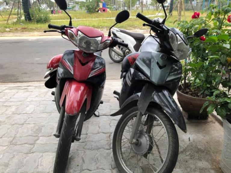 Dịch vụ cho thuê xe máy ở Cần Thơ Anh Vũ Motel