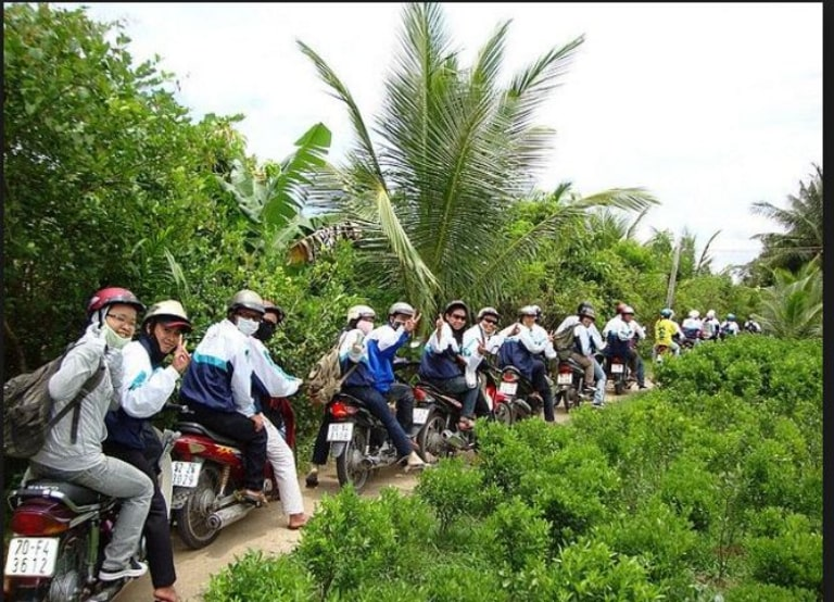 Có nên thuê xe máy tại Cần Thơ?